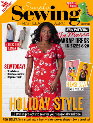 Simply Sewing Issue58