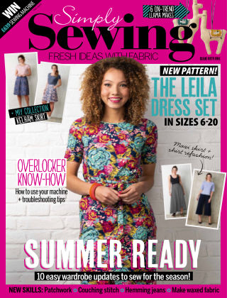 Simply Sewing Issue55
