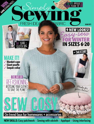 Simply Sewing Issue50