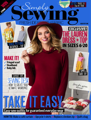 Simply Sewing Issue51