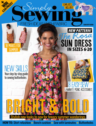 Simply Sewing Issue57
