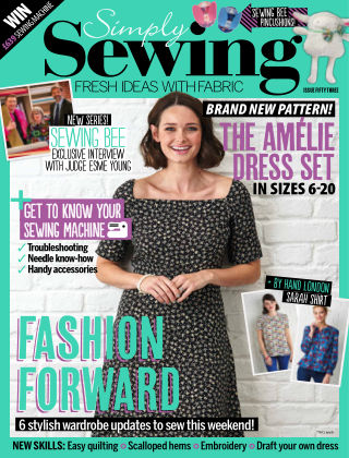 Simply Sewing Issue53