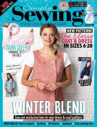 Simply Sewing Issue49