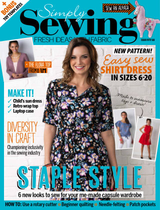 Simply Sewing Issue56
