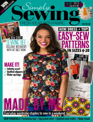 Simply Sewing Issue52