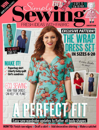Simply Sewing Issue54