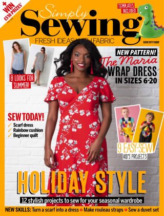 Simply Sewing Issue59