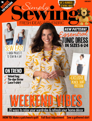 Simply Sewing Issue60