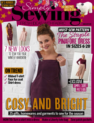 Simply Sewing Issue61