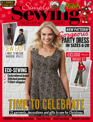 Simply Sewing Issue62