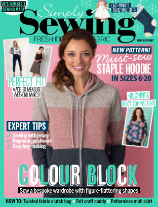 Simply Sewing Issue63
