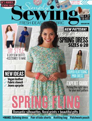 Simply Sewing Issue65