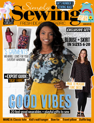 Simply Sewing Issue66