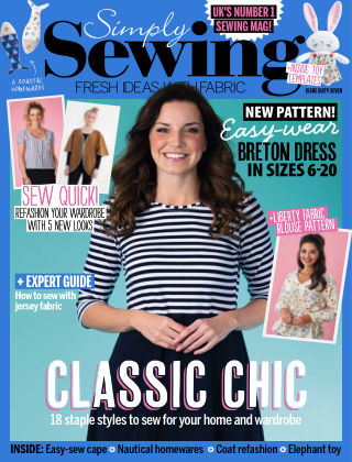 Simply Sewing Issue67