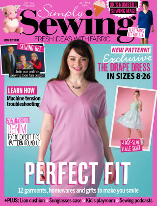 Simply Sewing Issue69