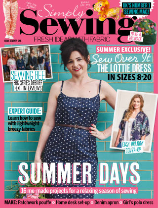 Simply Sewing Issue71
