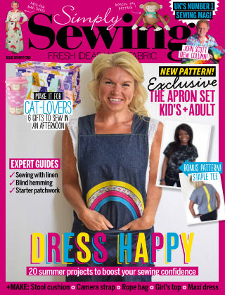 Simply Sewing Issue72
