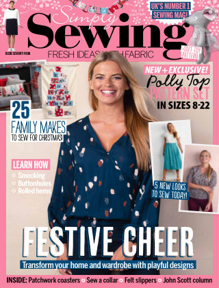 Simply Sewing Issue74