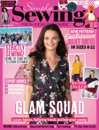 Simply Sewing Issue76