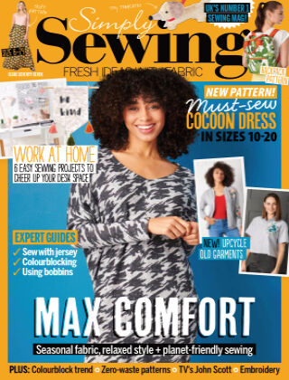 Simply Sewing Issue77