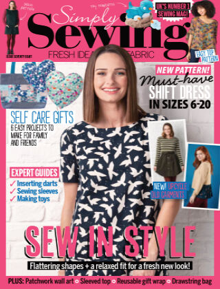 Simply Sewing Issue78