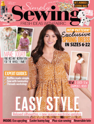 Simply Sewing Issue80