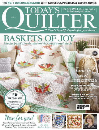 Today's Quilter Issue43