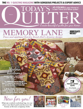 Today's Quilter Issue51