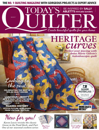 Today's Quilter Issue47