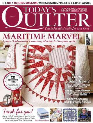 Today's Quilter Issue44
