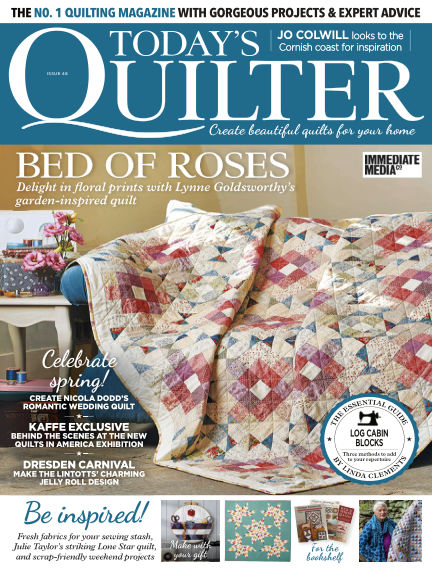 Today's Quilter April 18, 2019 00:00
