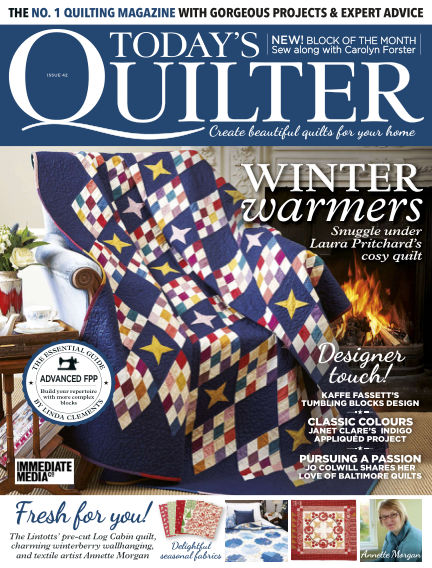 Today's Quilter November 01, 2018 00:00