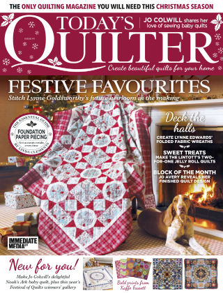 Today's Quilter Issue41