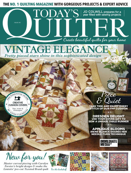 Today's Quilter January 24, 2019 00:00