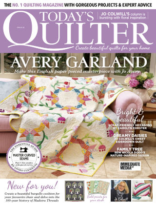 Today's Quilter Issue52