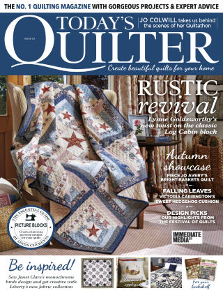 Today's Quilter Issue53