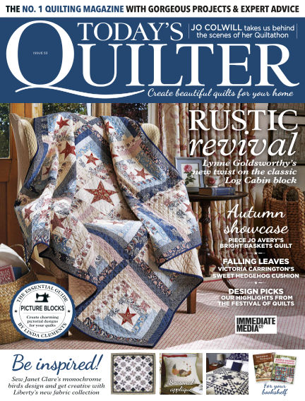 Today's Quilter September 05, 2019 00:00