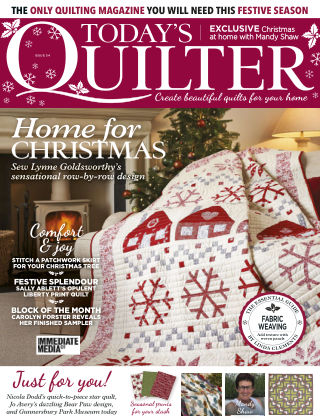 Today's Quilter Issue54