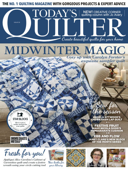 Today's Quilter October 31, 2019 00:00