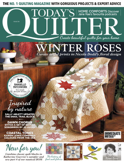 Today's Quilter January 23, 2020 00:00