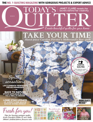 Today's Quilter Issue59