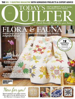 Today's Quilter Issue60