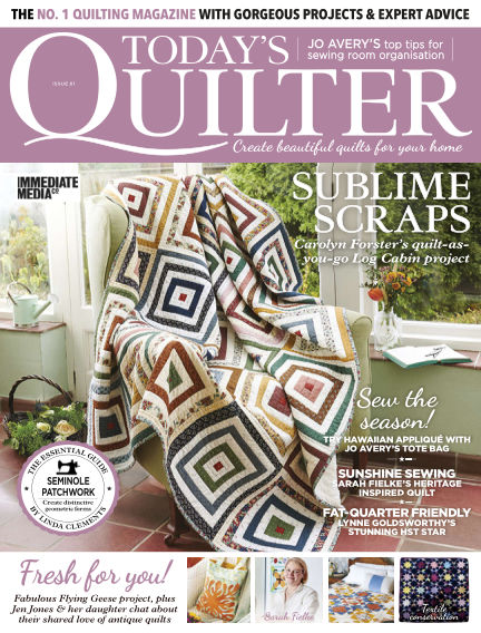 Today's Quilter April 16, 2020 00:00