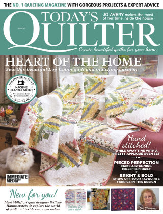 Today's Quilter Issue62