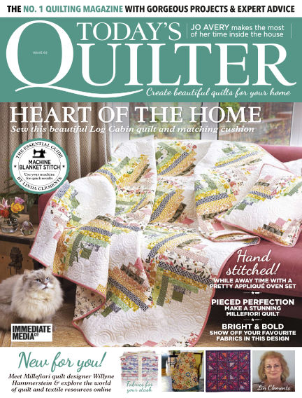 Today's Quilter May 14, 2020 00:00