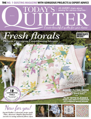 Today's Quilter Issue63