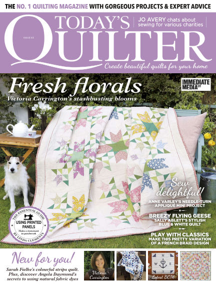 Today's Quilter June 11, 2020 00:00