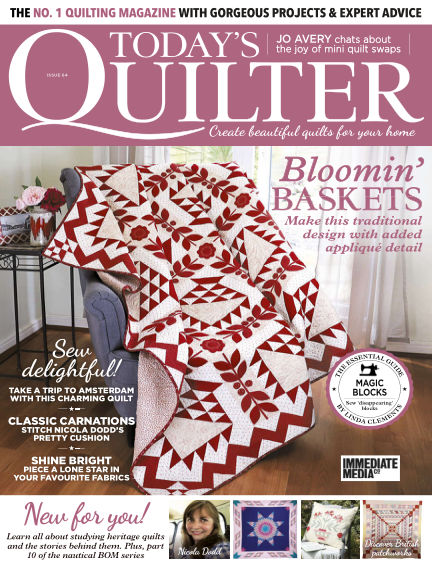 Today's Quilter July 09, 2020 00:00