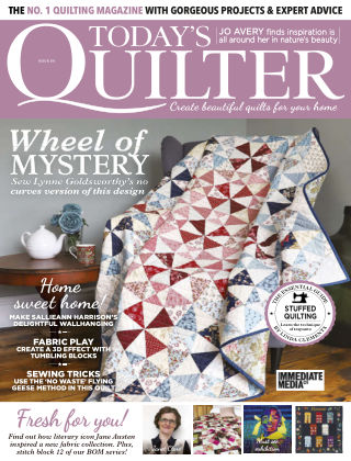 Today's Quilter Issue66