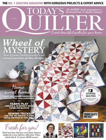 Today's Quilter September 03, 2020 00:00